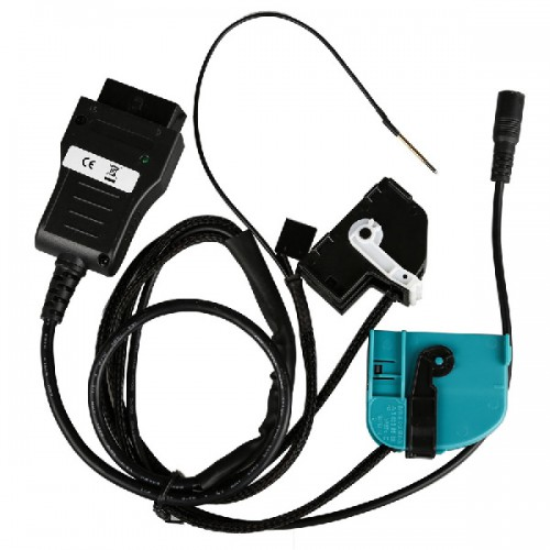 New CAS Plug for VVDI2 BMW Version or Full Version (Add Making Key For BMW EWS) [Support Ship From UK]