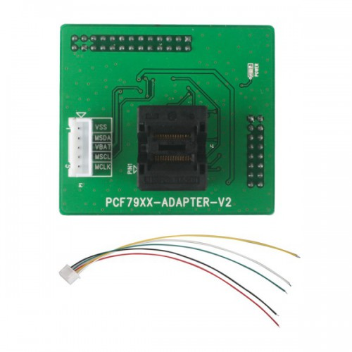 Xhorse VVDI PROG Programmer V4.8.7 Plus PCF79XX Adapter Free Shipping [Support Ship from US/UK,NO TAX]