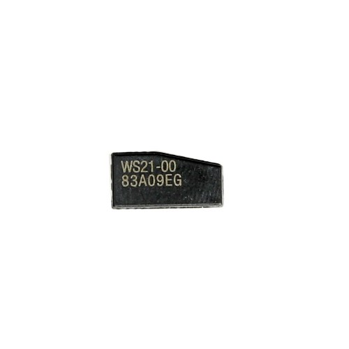 WS21-4D Blank Chip 128Bit for Toyota H Transponder Generation works with VVDI2 10pcs/lot