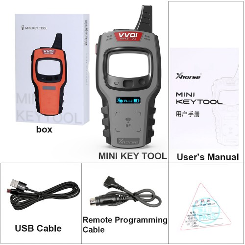 V1.1.9 Xhorse VVDI MINI Key Tool GL Version Get Free ID48 96bit and One Token Free Everyday One Year [UK/US/RU Ship,NO Tax]