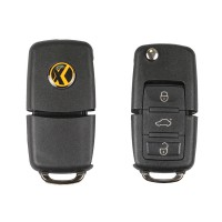 XHORSE VVDI2 Volkswagen B5 Type Special Remote Key 3 Buttons (Independent packing) 5 Different Color