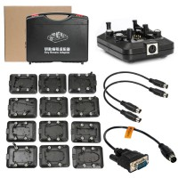 VVDI Key Tool Plus Unlock Kit Full Set 12pcs Renew Adapters Free Shipping