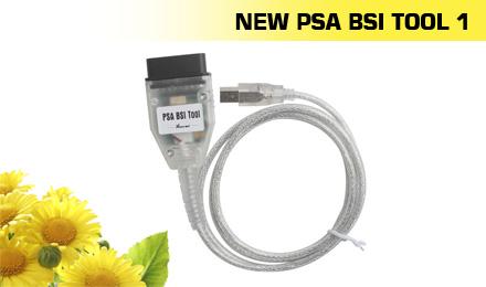 V1 2 PSA BSI Tool for Peugeot and Citroen Odometer Programmer
