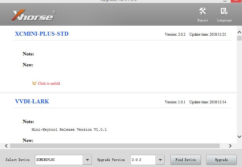 V2 2 3 Xhorse Condor XC-Mini Plus Key Cutting Machine (Condor XC-MINI II)  Master Series Update Online DHL Free