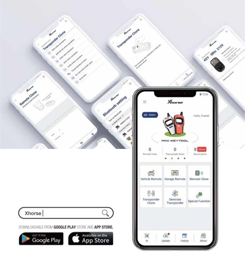 xhorse-app