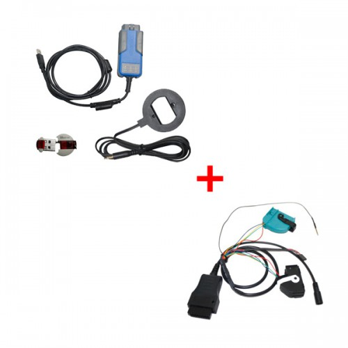 V7.7 BMW Multi Tool Plus CAS PLUG(Add EWS Function)