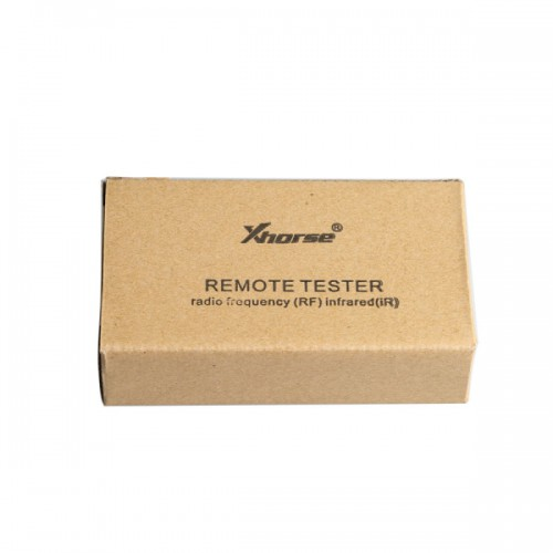 XHORSE Remote Tester Radio Frequency (RF) Infrare(iR)