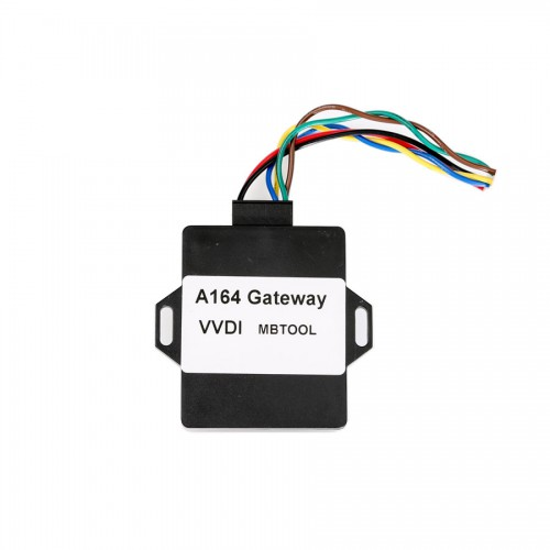 EIS/ELV Test Line for Mercedes W208 W209 W906 W639 Total 12 Cables Plus A164 Gateway Work with VVDI MB Tool [Support Ship From US]