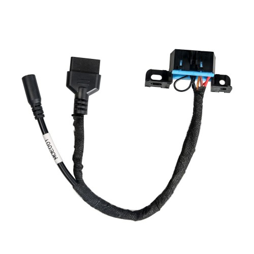 BENZ EIS/ELV Cable+7G+ISM + Dashboard Connector work with VVDI MB Tool Free Shipping