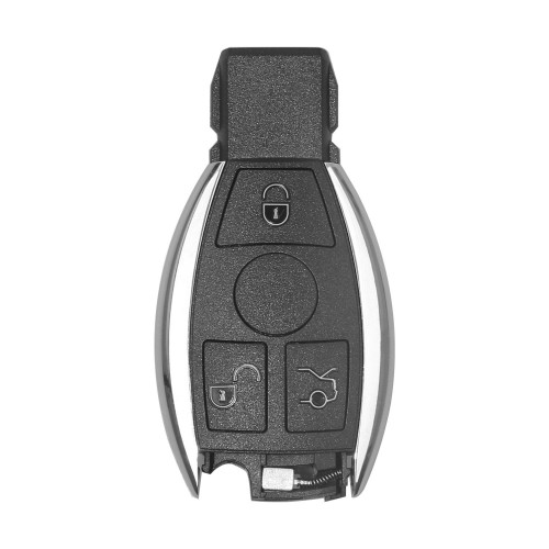 (UK Ship) Smart Key Shell 3 Button for Mercedes Benz Assembling with VVDI BE Key Perfectly