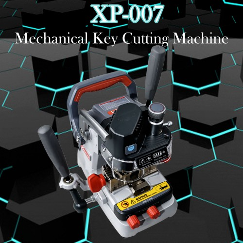 Xhorse Condor Dolphin XP-007 Key Cutting Machine Manual With Built-in Lithium Battery