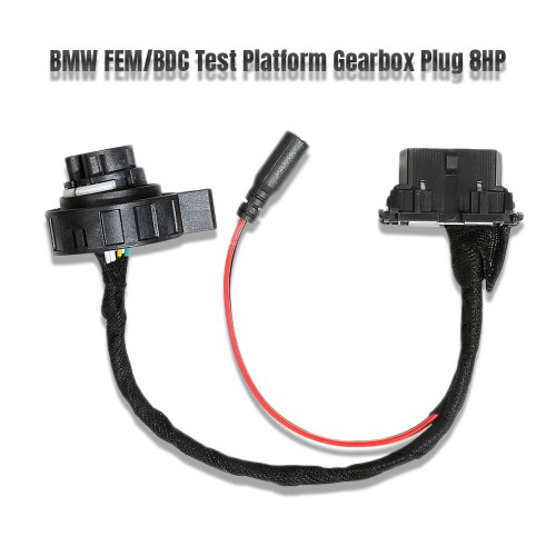 BMW FEM/BDC Test Platform Gearbox Plug [UK Ship,NO Tax]