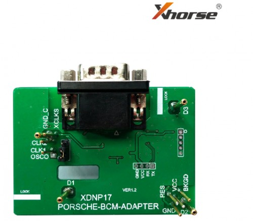 Xhorse MINI Prog Adapter for Porsche-BCM
