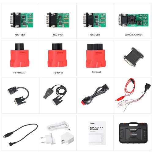 Xhorse VVDI Key Tool Plus Pad Full Configuration Advance Version GL
