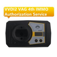 VVDI2 VAG 4th IMMO Functions Authorization Service