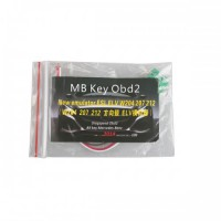 Benz W204 W207 W212 ELV Simulator for MB OBD2 Key Programmer Compatible with VVDI MB Tool