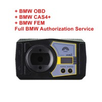 VVDI2 BMW OBD + CAS4 +FEM/BDC Functions BMW Full Authorization Service