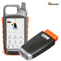 V1.2.9 Xhorse VVDI Key Tool Max with VVDI MINI OBD Tool Bluetooth Free with VVDI Renew Cable