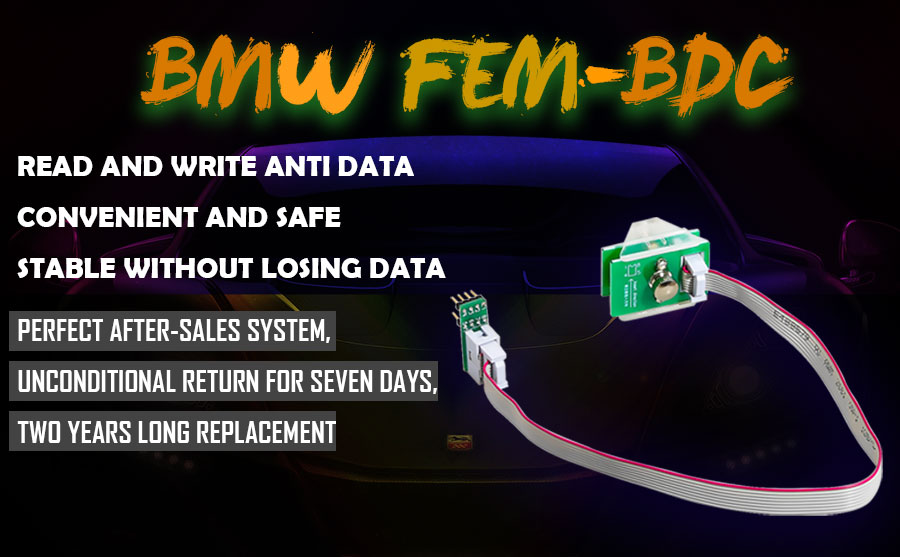 vvdi prog bmw fem chip adapter