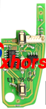Xhorse wire key pcb