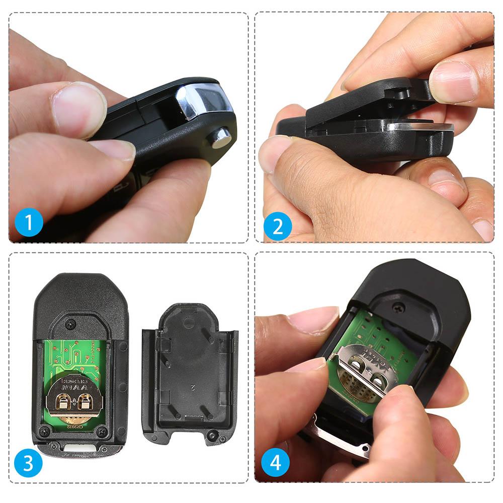 xhorse wireless remote key
