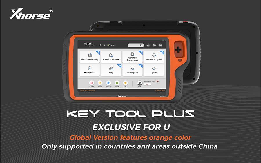 key tool plus